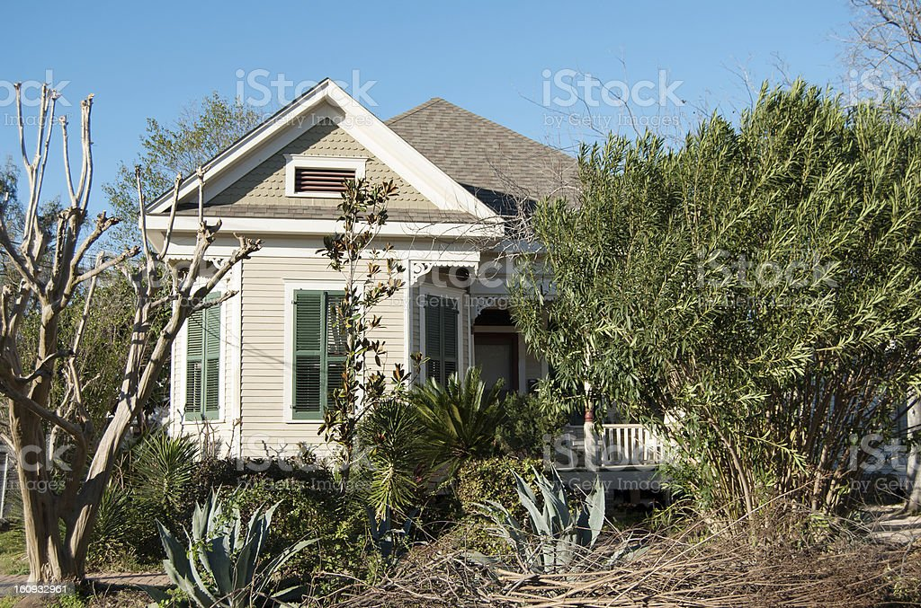 American Home stock photo