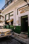 American in Havana