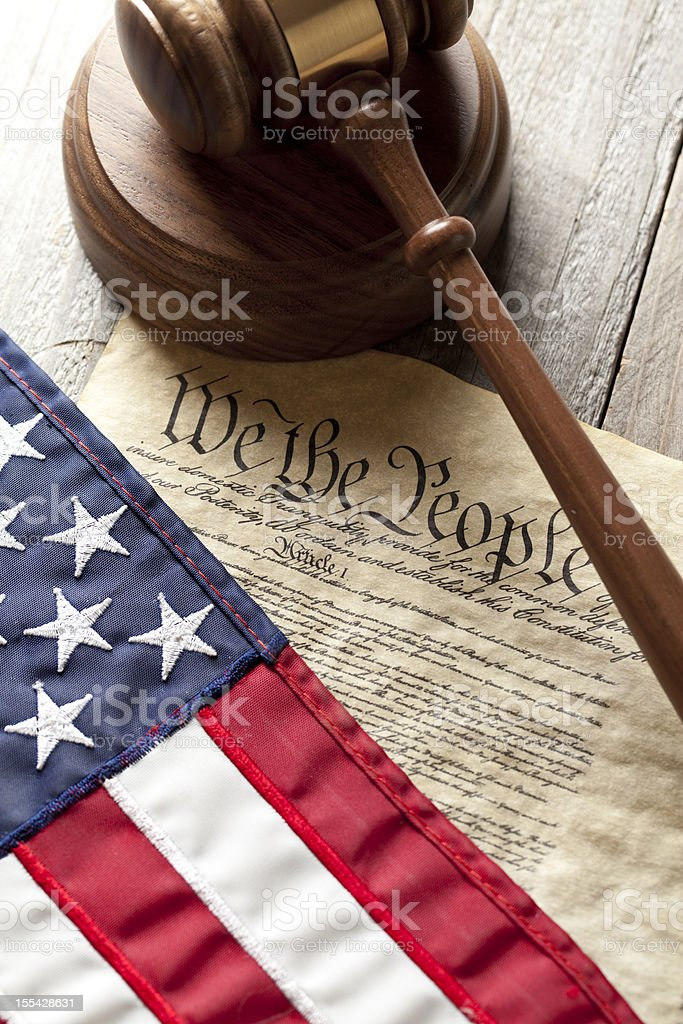 American Independence royalty-free stock photo