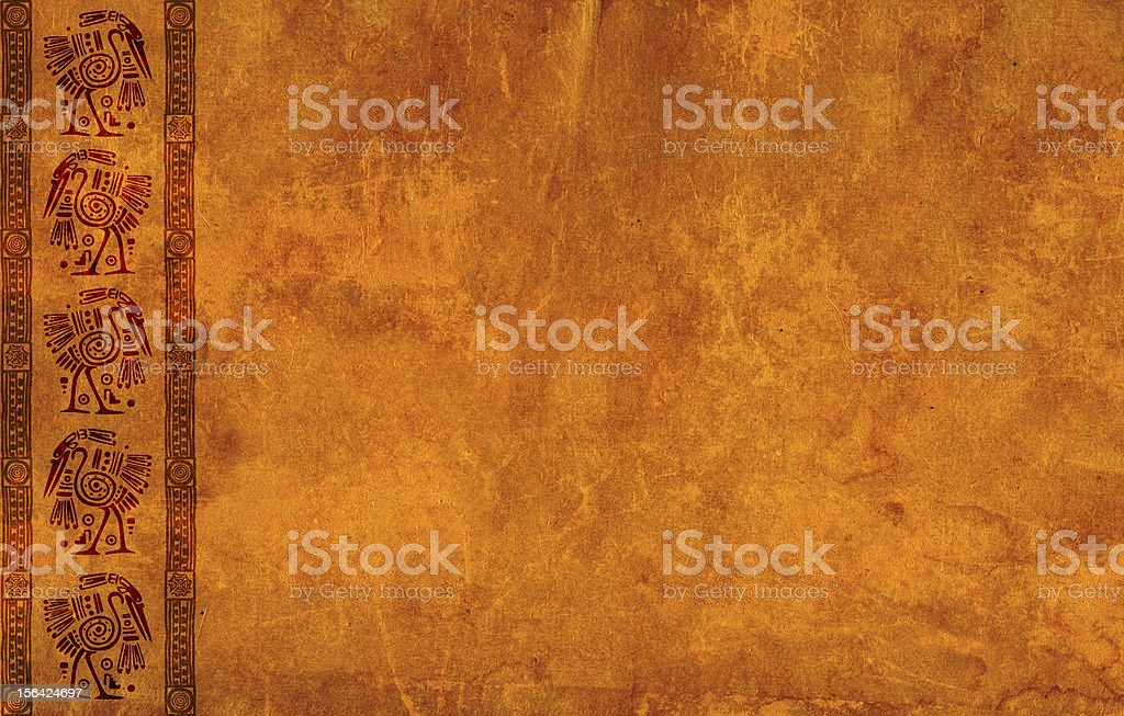 American Indian traditional patterns royalty-free stock photo