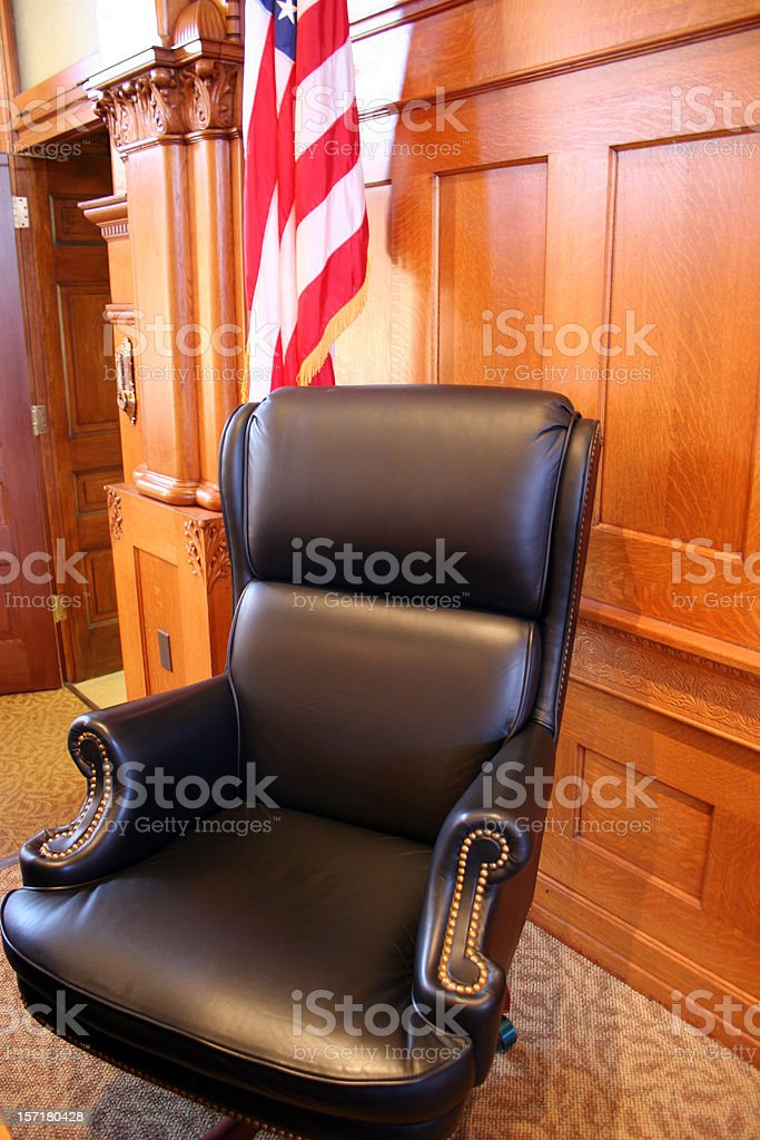 American Justice 8 royalty-free stock photo