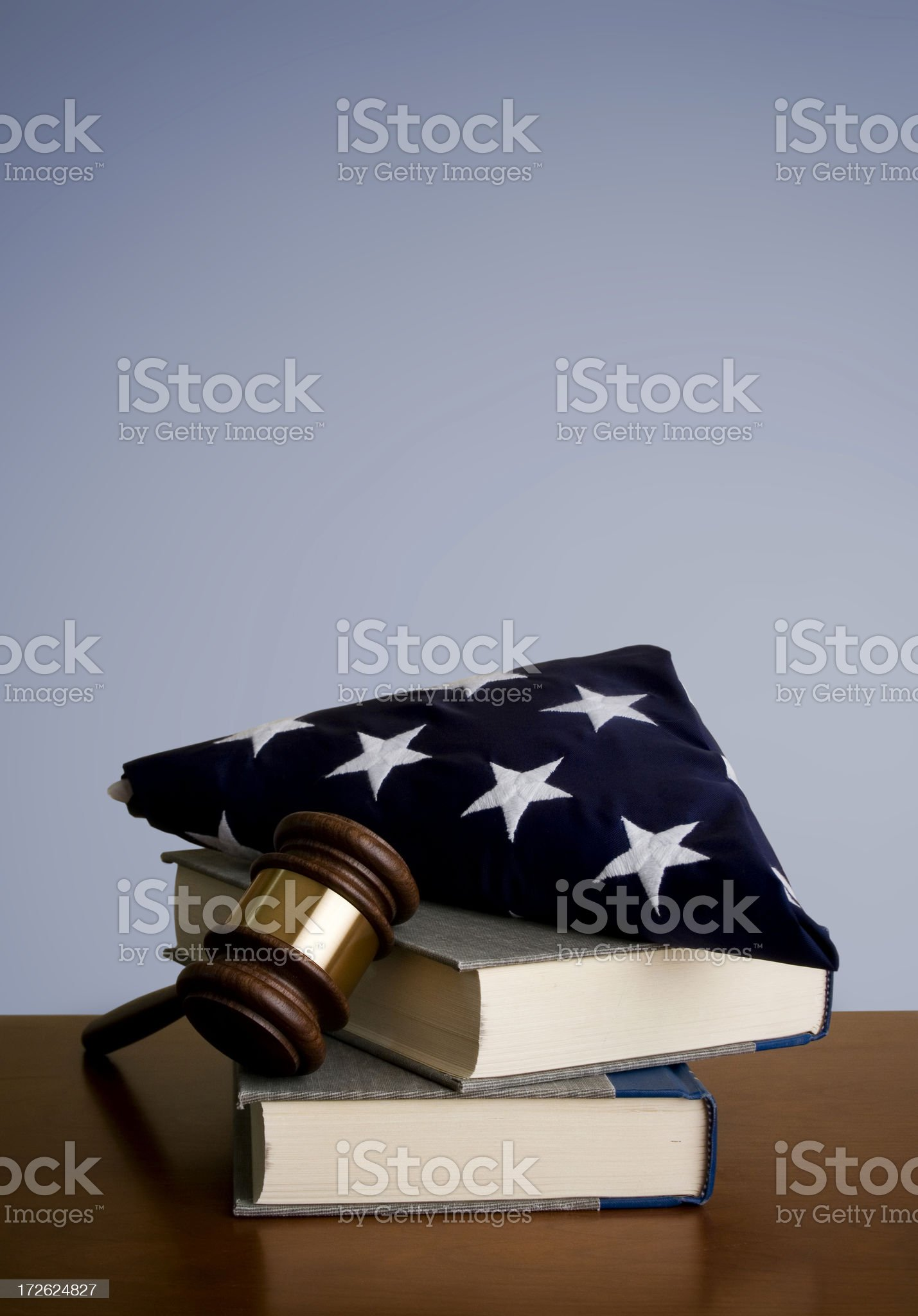 American Law royalty-free stock photo