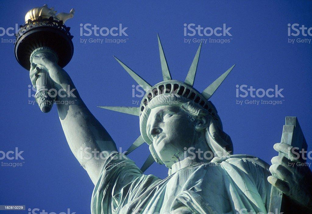 American Liberty royalty-free stock photo