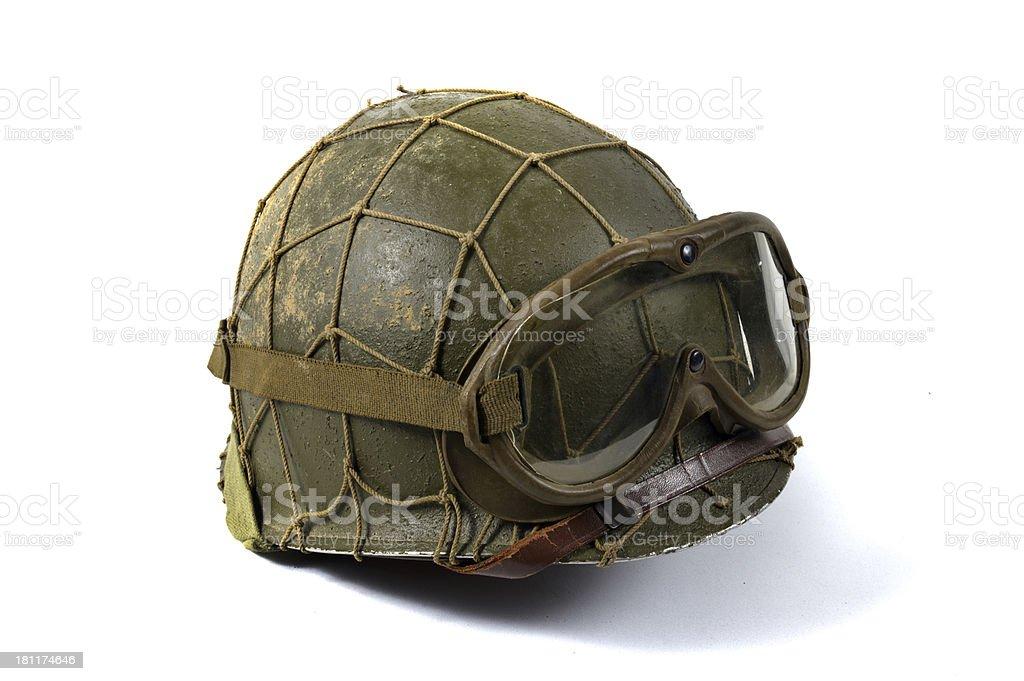 american military helmet stock photo