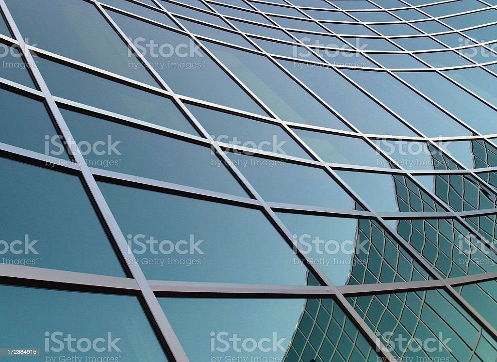 American Office Corporations royalty-free stock photo