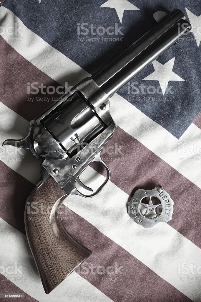 American Peacemaker stock photo