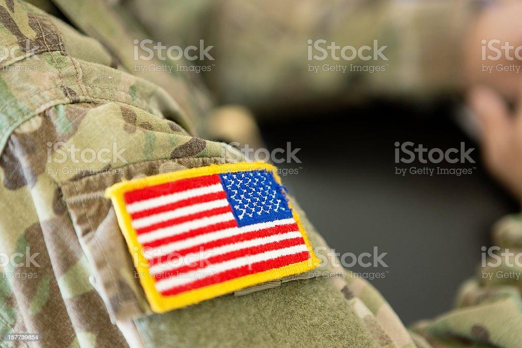 American royalty-free stock photo