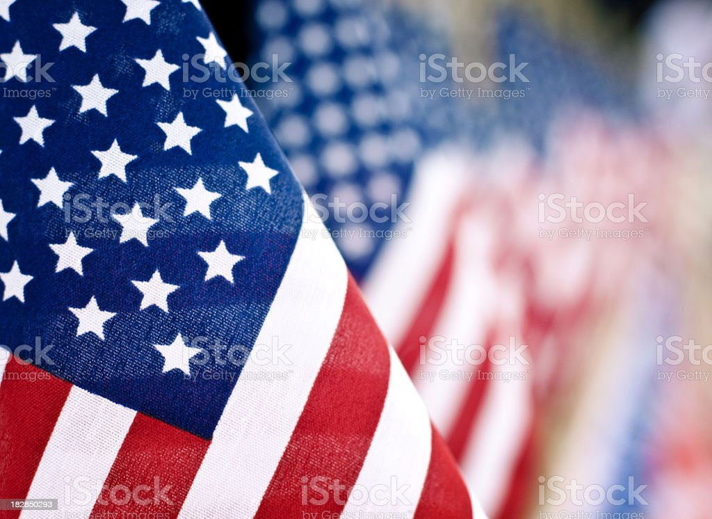 Americana royalty-free stock photo
