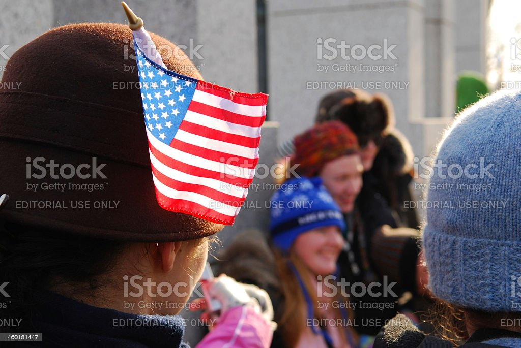 American pride royalty-free stock photo