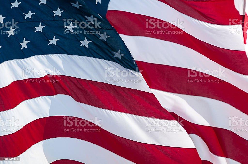 American proud stock photo