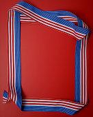 American Ribbon Frame