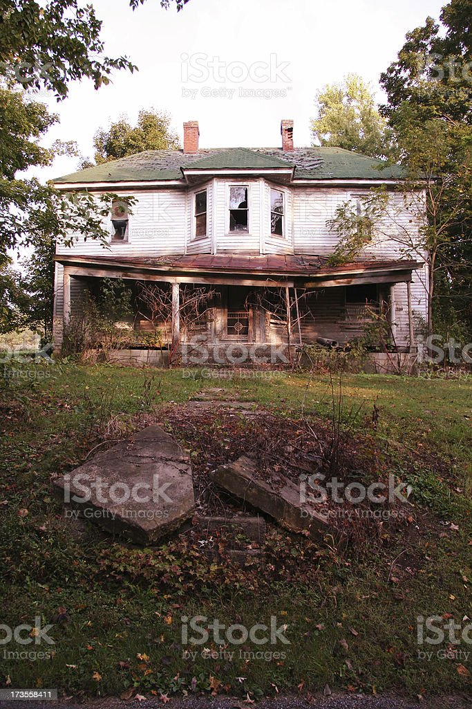 American Ruins 03 stock photo
