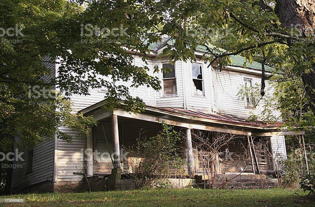 American Ruins 06 stock photo