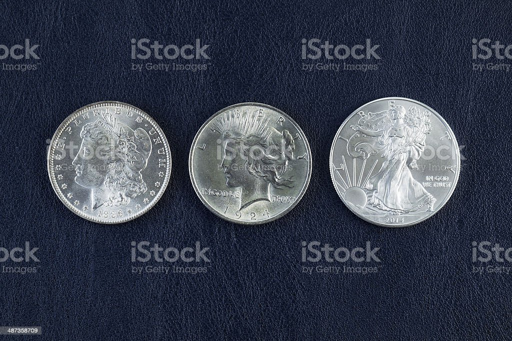 American Silvers stock photo