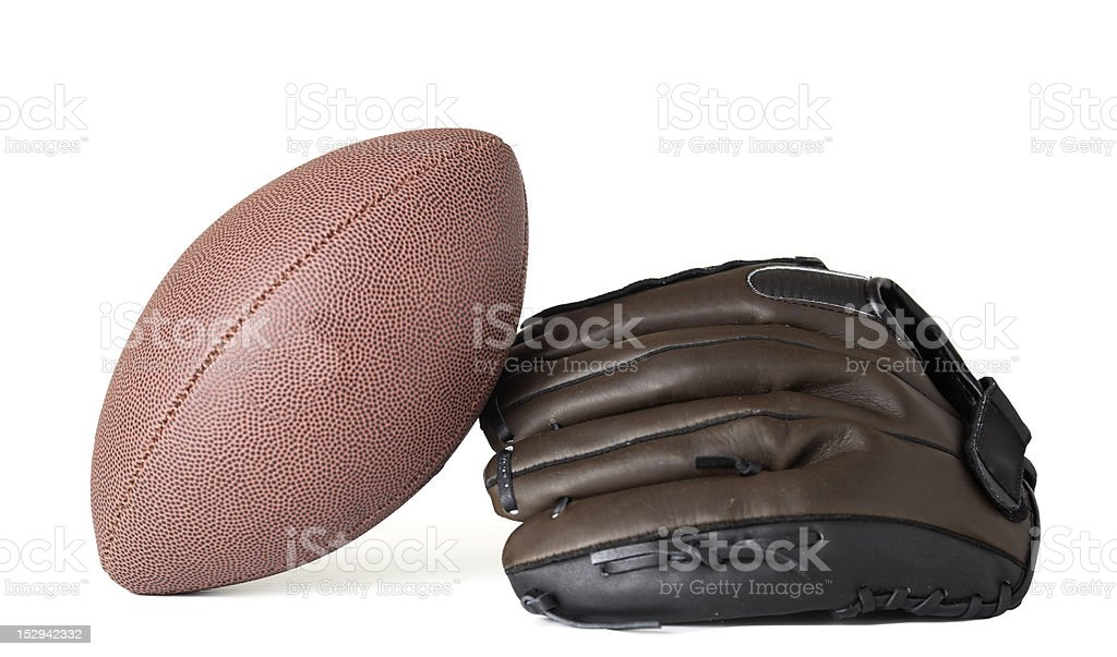 American Sport royalty-free stock photo