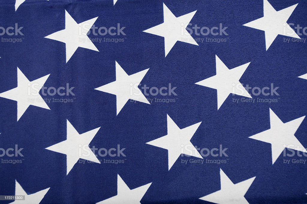 American Stars royalty-free stock photo
