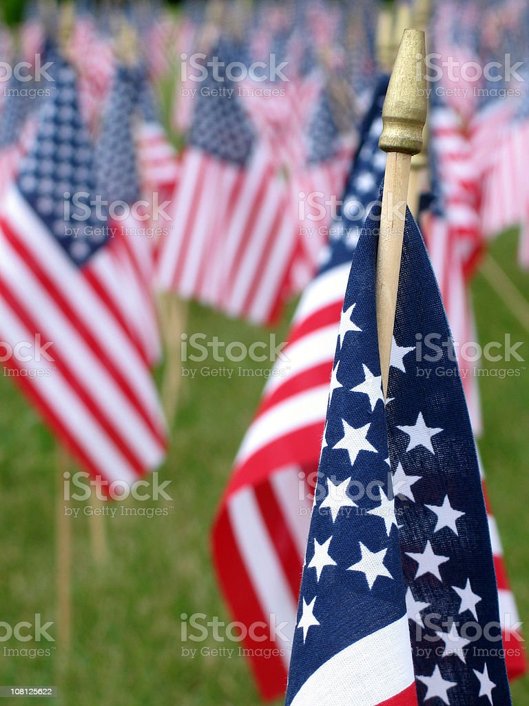 american tribute royalty-free stock photo