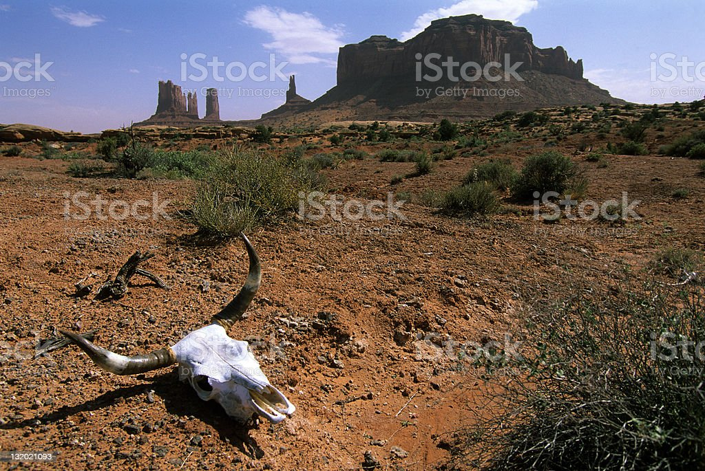 American West stock photo
