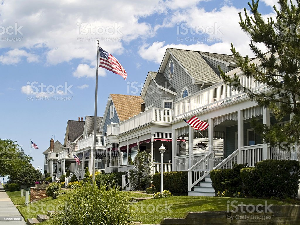 Americana stock photo