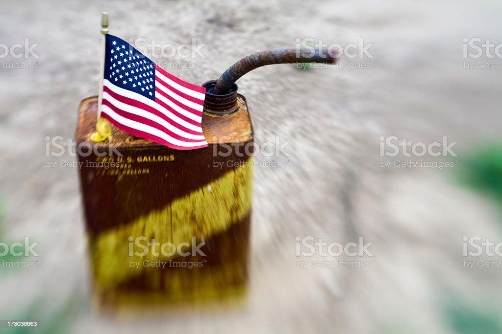 America's Favorite Pastime stock photo