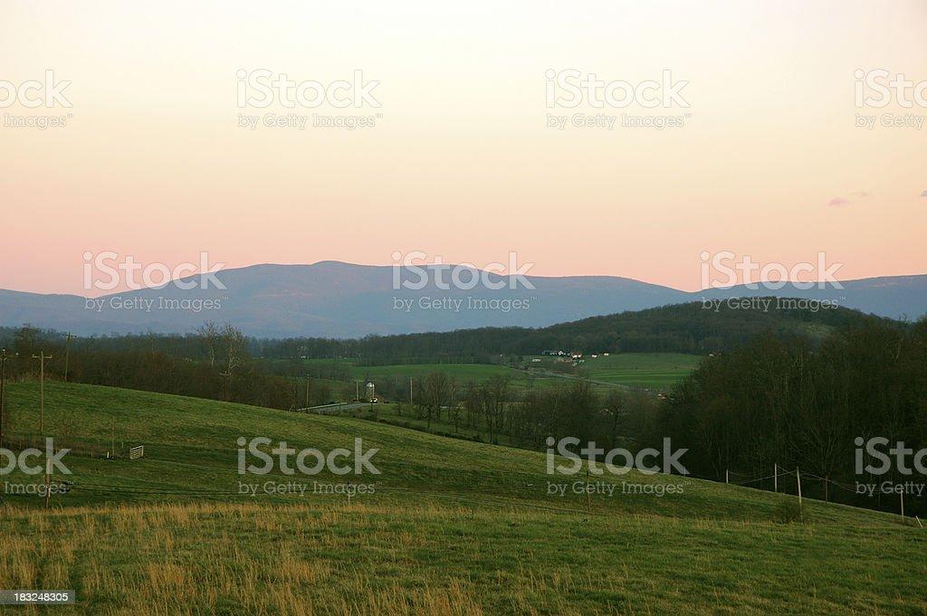 America's Heartland stock photo