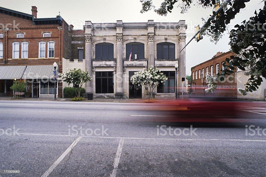 Americus, Georgia royalty-free stock photo
