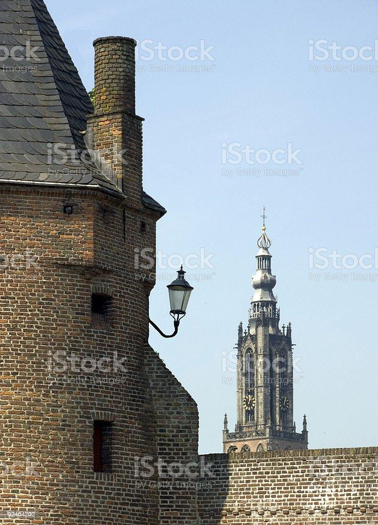 Amersfoort 1 royalty-free stock photo
