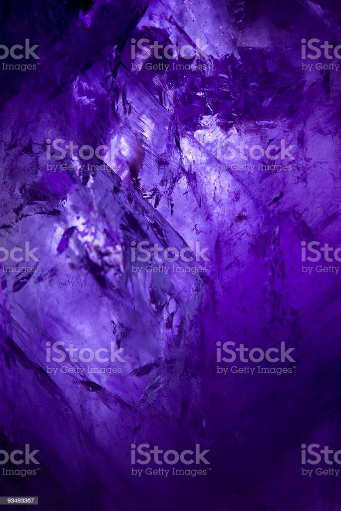 Amethyst texture royalty-free stock photo