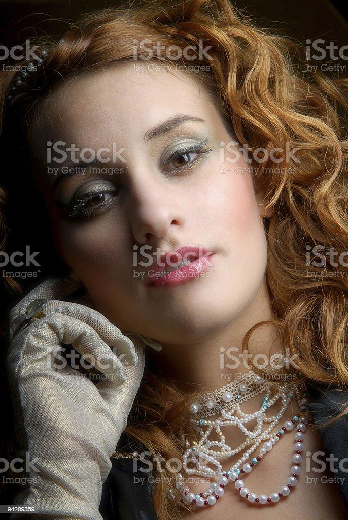 Ami portrait royalty-free stock photo