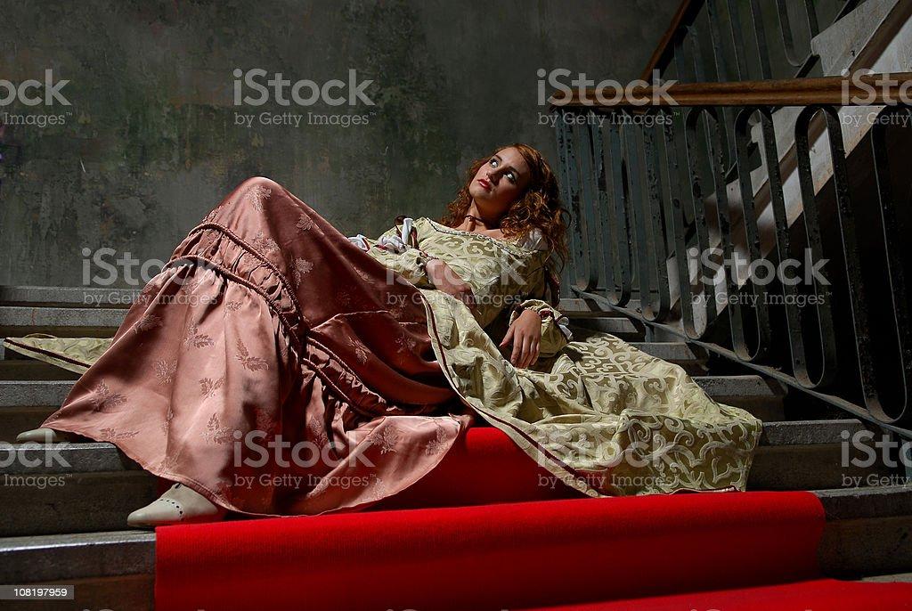 ami princess royalty-free stock photo