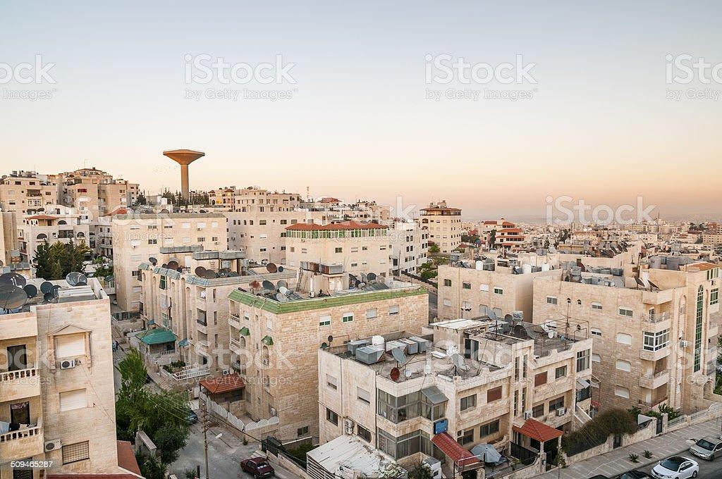 Amman, Jordan. stock photo