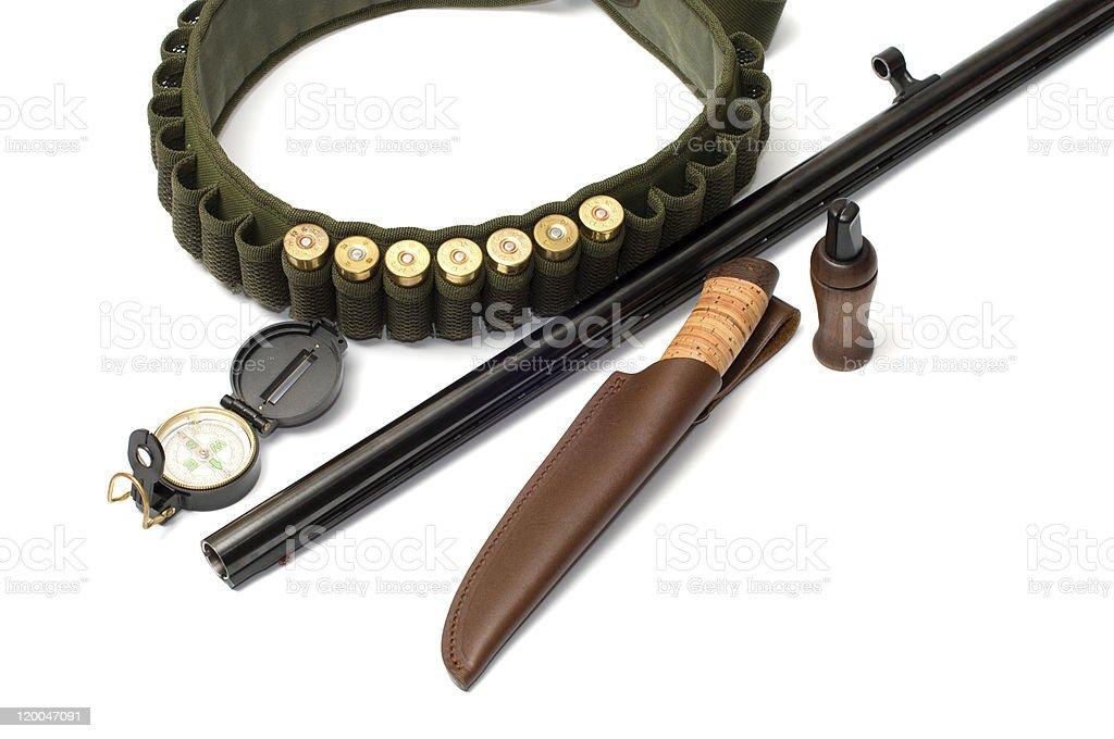 Ammunition. stock photo