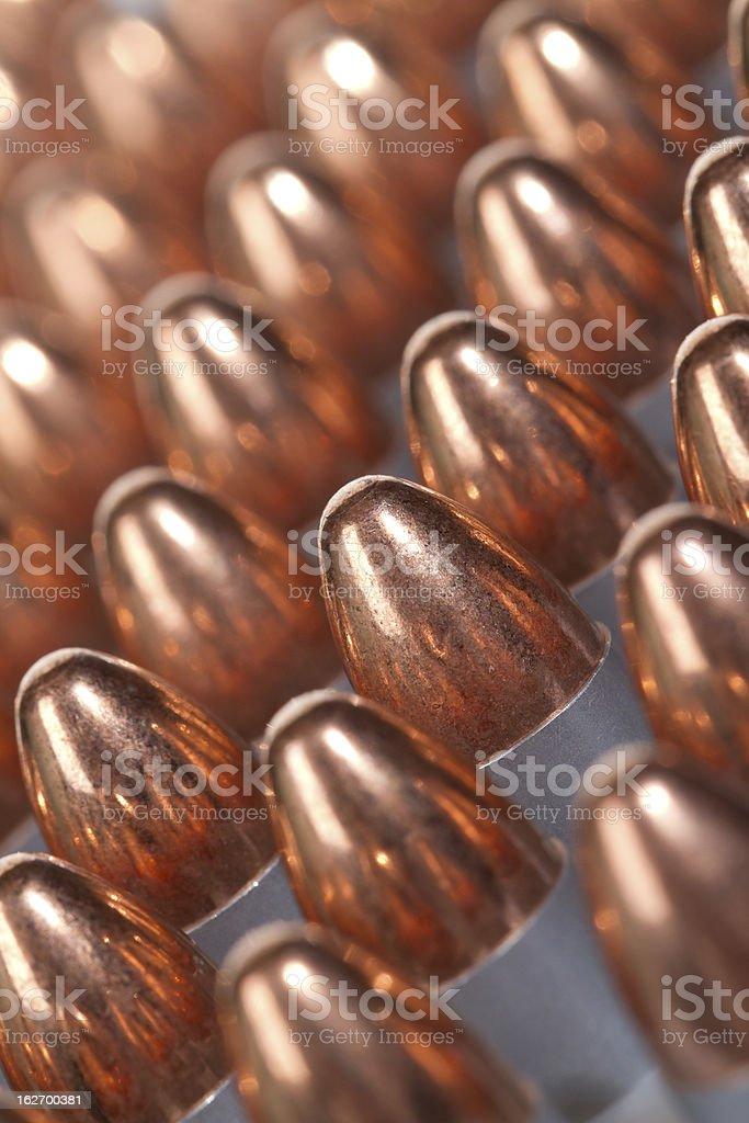 Ammunition royalty-free stock photo