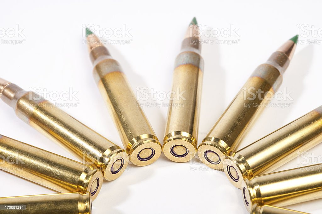 Ammunition royalty-free stock photo