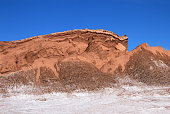 Amphitheater, valle de la Luna, valley of the moon, Atacama