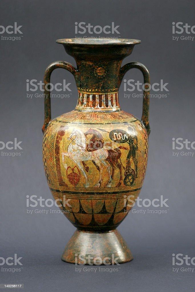 Amphora 1 royalty-free stock photo