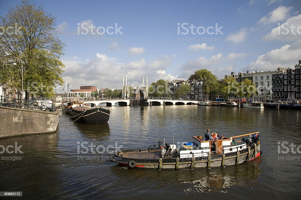Amsterdam 2 royalty-free stock photo