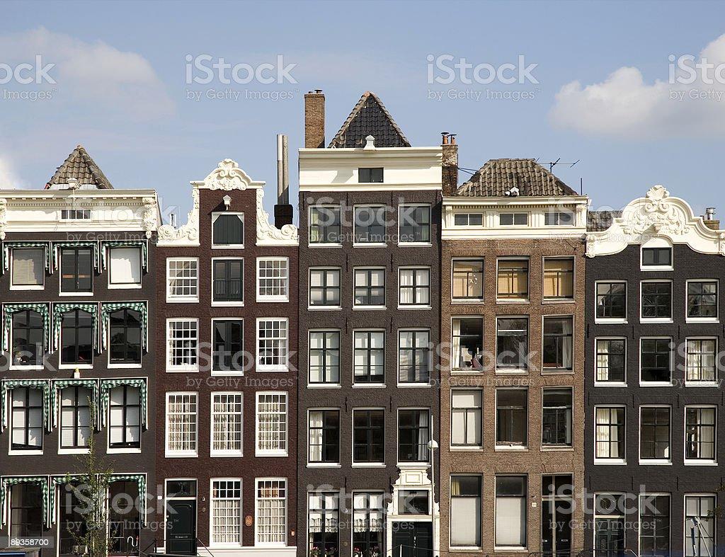 Amsterdam 9 stock photo