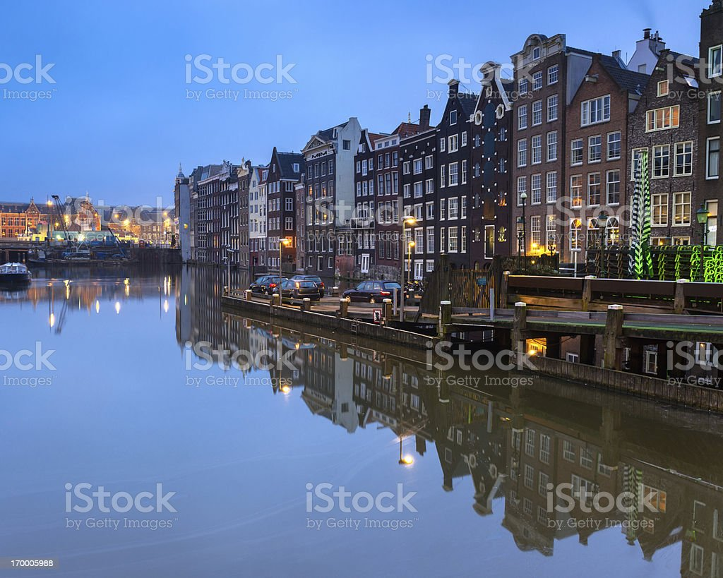 Amsterdam Architecture, Netherlands stock photo