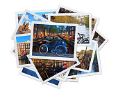 Amsterdam Collage (Clipping Path)