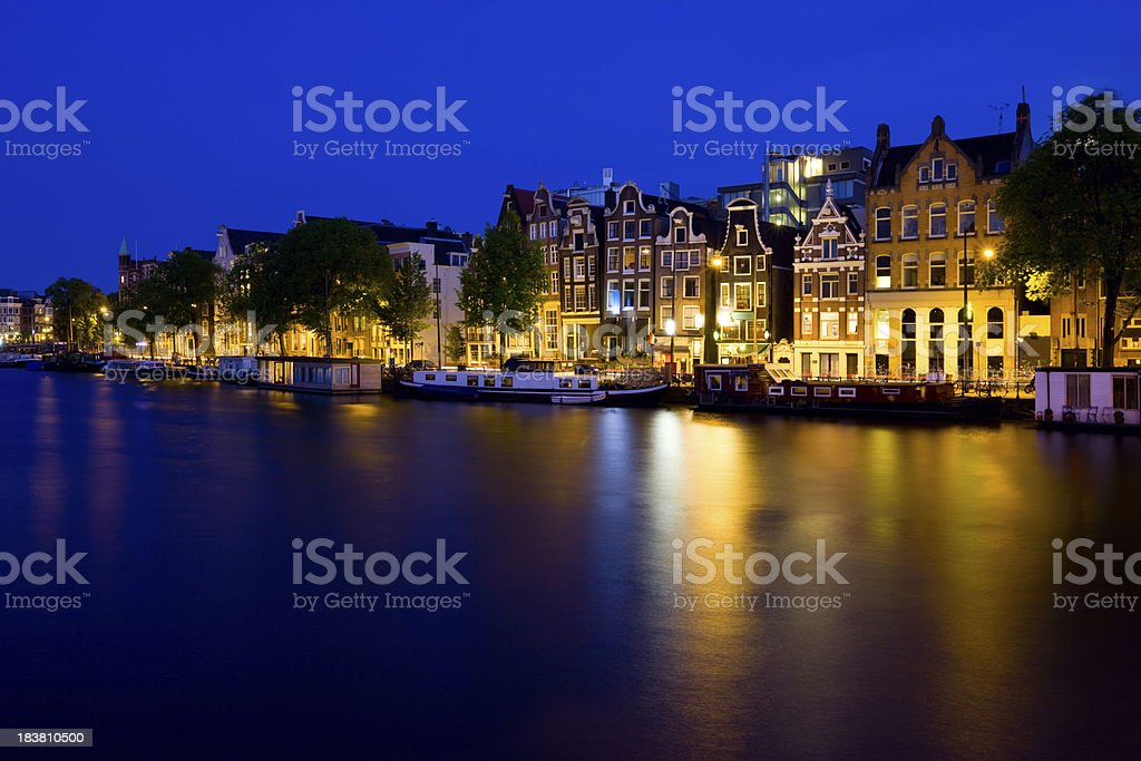 Amsterdam, Netherlands royalty-free stock photo