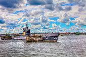 amsterdam old submarines