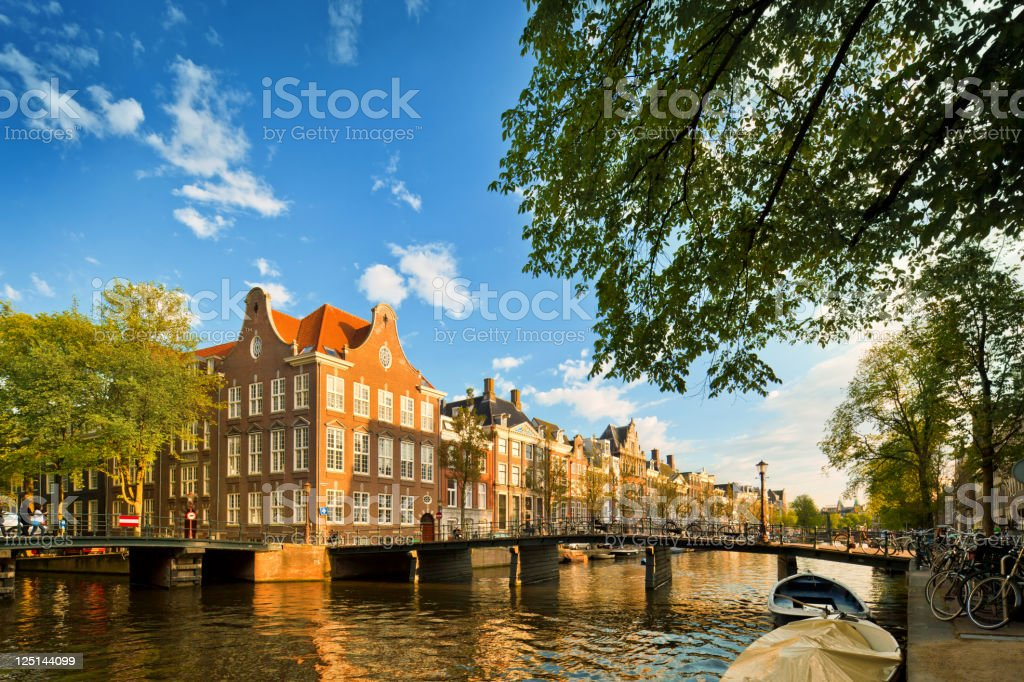 Amsterdam royalty-free stock photo