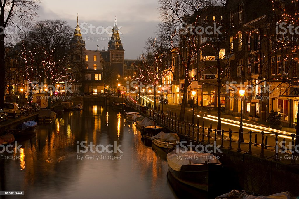 Amsterdam # 15 XL stock photo