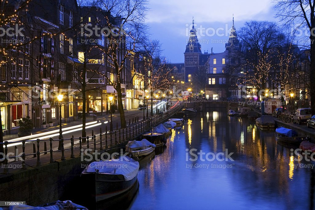 Amsterdam # 14 XL royalty-free stock photo