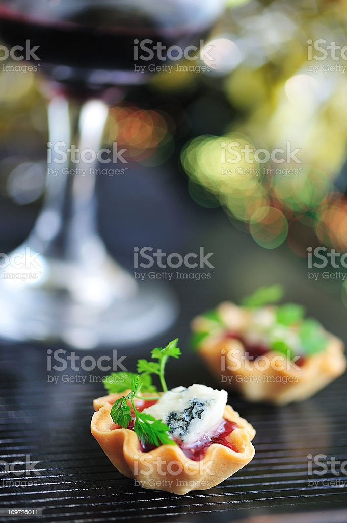 Amuse Bouche stock photo