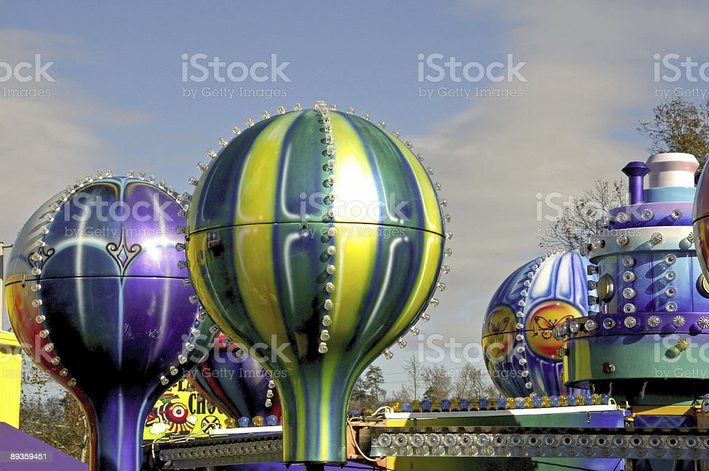 Amusement Park royalty-free stock photo