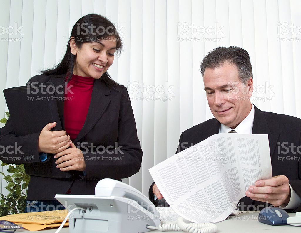 Amusing Content royalty-free stock photo