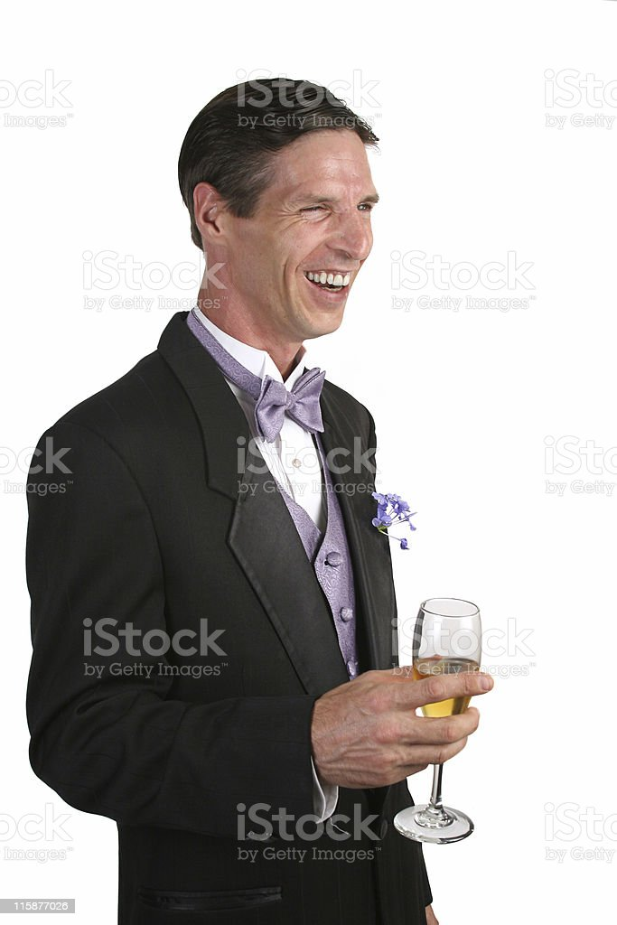 Amusing Party Story royalty-free stock photo