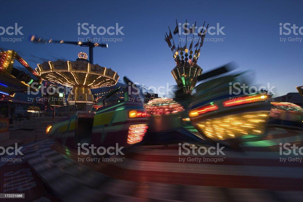 Amusment park: Europark III stock photo
